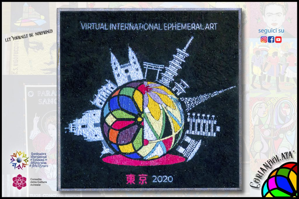 Virtual International Ephemeral Art Tokyo 2020