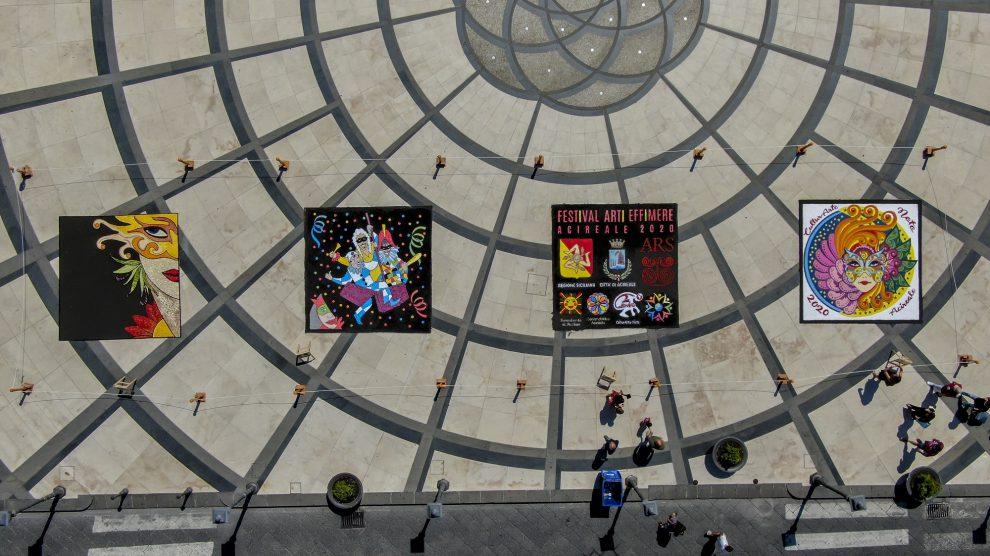 Archiviata la tappa acese del Festival Arti Effimere